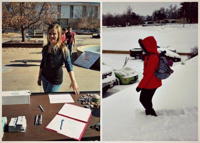 Fayetteville Winter 2013