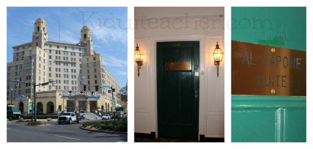 Arlington Hotel Capone