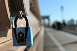 Brooklyn Bridge Lock